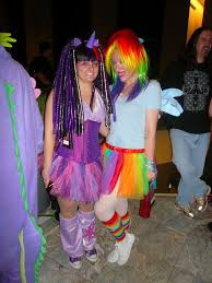 Rainbow Dash Halloween Costume 25 Carnevale Images Rainbow Dash Costume
