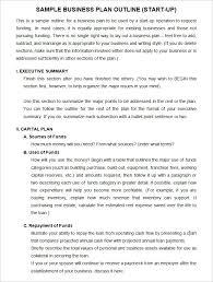 startup business plan template gora stepupheight co