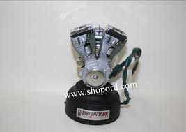 hallmark 2000 big evolution engine ornament harley davidson