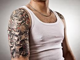 good half sleeve tattoos for men tattoos pinterest tattoo