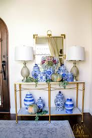 fresh ideas for fall home tour elegant fall decor elegant fall