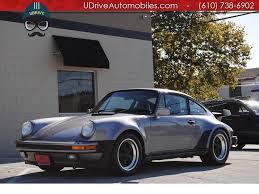 Porsche 911 Blue - 1988 porsche 911 rare color 911 turbo 47k miles diamond blue