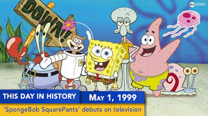 spongebob squarepants u0027 first debuted on television 18 years ago