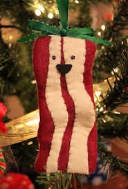 how to bacon ornament bacon ornament and ornament