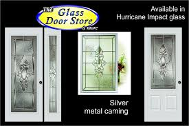 Metal Glass Door by Hurricane Impact Glass Doors For Tampa Florida Hurricane Protection