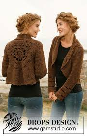 crochet jacket lots of gorgeous free patterns the whoot
