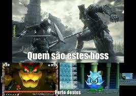 Dark Souls Meme - mario dark souls zueira meme by lagartixo memedroid