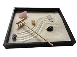 zen rock garden amazon com