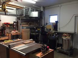 Building A Garage Workshop by Craig U0027s Garage Workshop The Wood Whisperer
