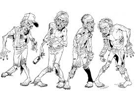 zombies by angryrooster on deviantart