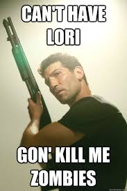 Lori Walking Dead Meme - walking dead memes quickmeme