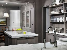 Sacramento Kitchen Cabinets Interior Blue Grey Painted Kitchen Cabinets With Regard To