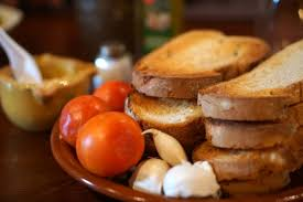 cuisine tomate simple pan con tomate recipe delicious and grilled