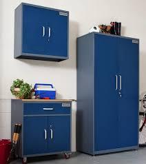 Heavy Duty Storage Cabinets Garage White Cabinets Garage Garage Storage Crates Home Garage
