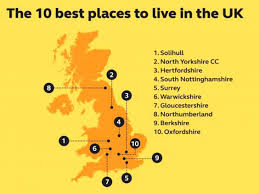 cheap places to live in the south places to live in england most vibrant and entrepreneurial place to