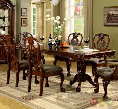 china cabinet neo renaissance formal dining room set table side