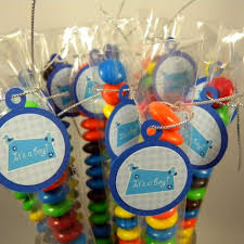 baby boy favors baby boy shower favor candy treat bags its a boy