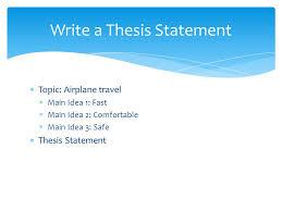 thesis statement worksheet SEC LINE Temizlik