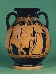 Greek Vase Images British Museum Pelike