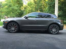 2015 porsche macan turbo porsche macan turbo j j watt on a go cart automotive rhythms