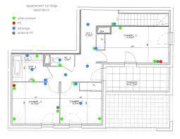 faire un plan de chambre en ligne faire un plan d appartement en ligne plan escalier plan de maison et