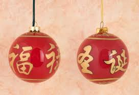 painted glass ornament character home décor with