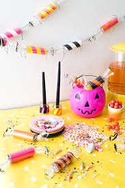 Halloween Paper Garland by Diy Toilet Paper Roll Candy Garland