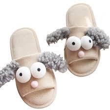 bedroom slippers summer home slippers women bedroom slippers women cartoon faux fur