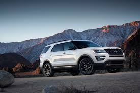 Ford Escape Light Bar - 2017 ford explorer reviews and rating motor trend