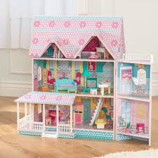 abbey manor dolls house with furniture for children in s a