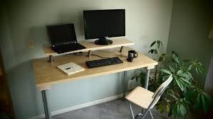 Floating Computer Desk Ikea Furniture Modern Home Office Design With Floating Desk Ikea