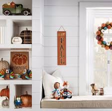 fall decor from target popsugar home