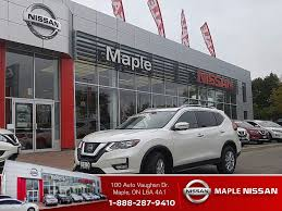 grey nissan rogue 2017 nissan rogue 2017 with 200km at maple nissan rogue 2017 from