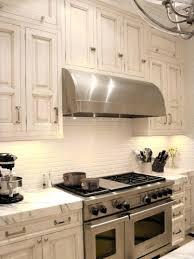 White Backsplash Tile For Kitchen Blue And White Backsplash Tile Kitchen Extraordinary Simple