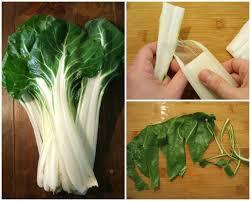cuisiner la blette voilà un légume qui a plusieurs noms en fonction des régions