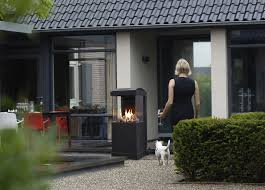 Patio Gas Heaters by The Faber Buzz Patio Heater