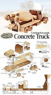 Make Wooden Toy Trucks by Wooden Toy Truck Plans Wooden Toy Plans And Projects