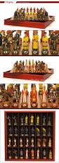 theme chinese chess set with antique customqing and ming dynesty