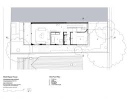 Eliot House Floor Plan by House Opened To Sunlight Ventilation And Views Of Tree Canopies