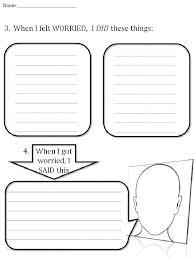 worksheets for worrying printable loving printable