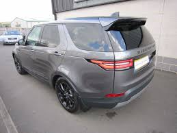4x4 station wagon used 2017 land rover discovery 3 0 td6 hse station wagon 4x4 5dr