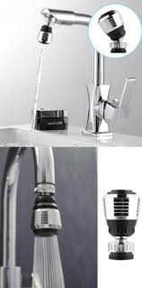 Water Saving Kitchen Faucet Three Way Kitchen Mixer Faucet Pure Water Filter T3306 Drinking