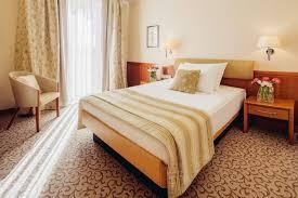 Hotel Bed Frame Grand Hotel Union Ljubljana Slovenia Miklošič 1