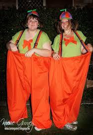 Tweedle Dee And Tweedle Dum Costumes Kerrie Gurney August 2009