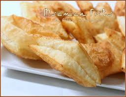 cuisine djouza losanges feuilletés frits baklawa kabyle dans les casseroles de