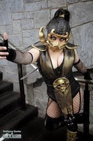 Scorpion Halloween Costume Cosplay Mortal Kombat Rue63 Scorpion Super Costumes