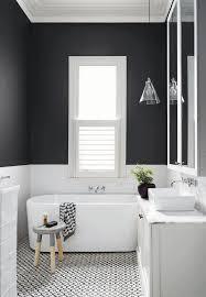 small bathroom interior ideas white wall mounted towel rack white