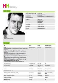 Sample Dance Resume For Audition by Stylist Design Resume For Actors 3 Free Acting Resume Samples And