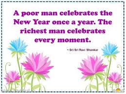 quote on celebration by sri sri ravi shankar