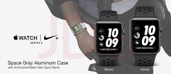 apple watch 3 indonesia apple watch nike 42mm space gray aluminum case anthraciteblacknike